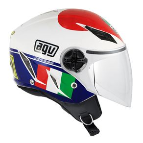 CAPACETE BLADE HEART 58/M